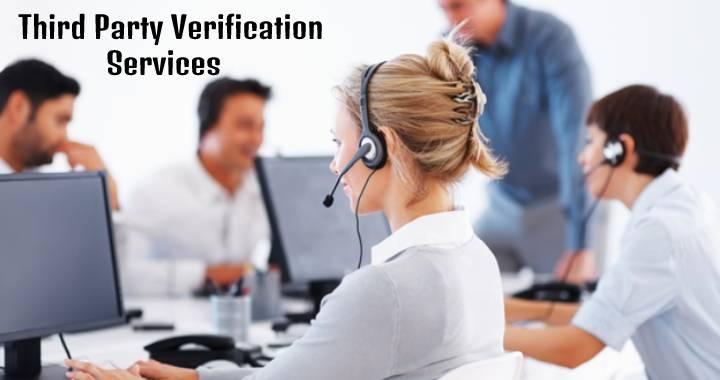 third party verification company